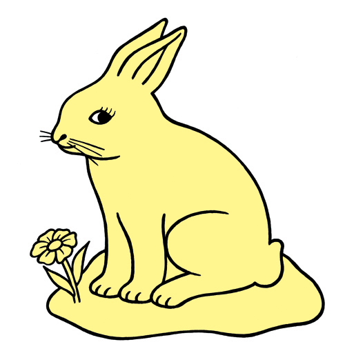 ljusgul-kanin1