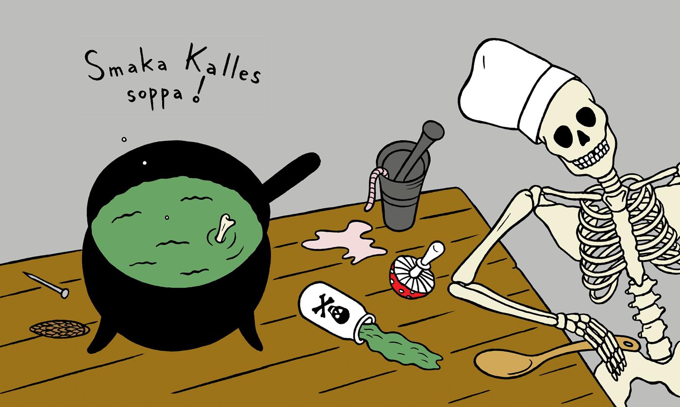Smaka-Kalles-soppa!