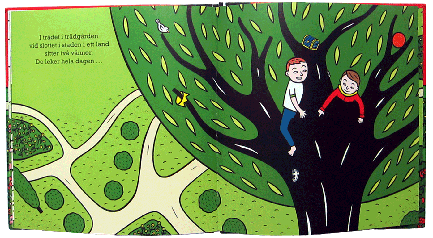I-trädet