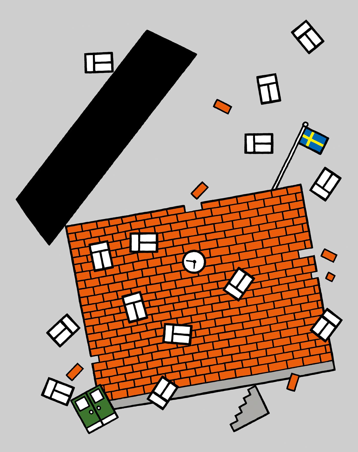 Splittrad-skola
