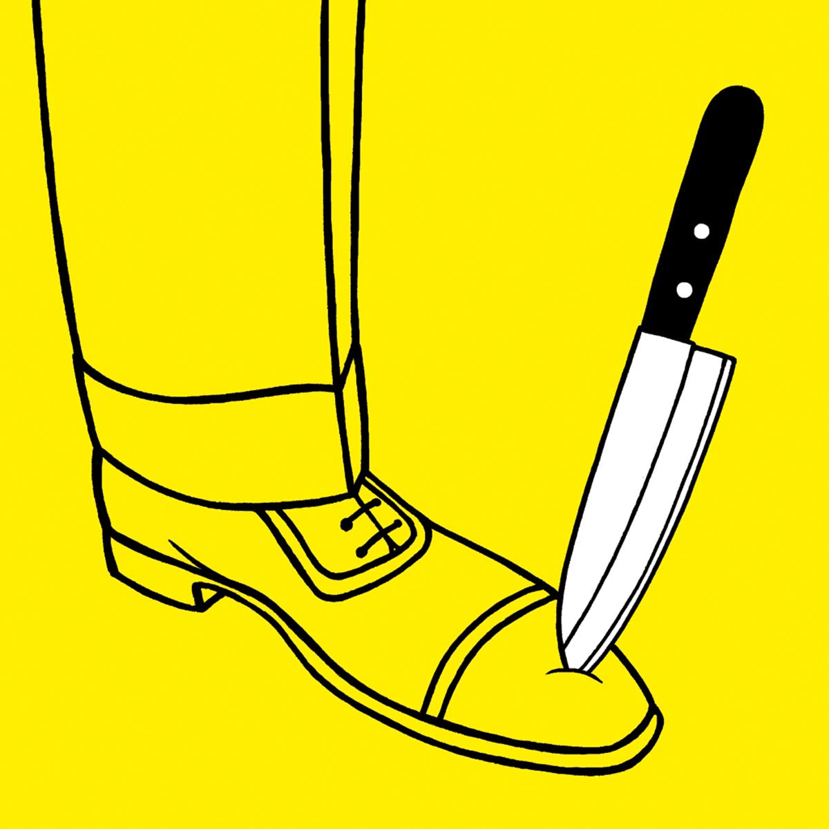 Klumpig-kock