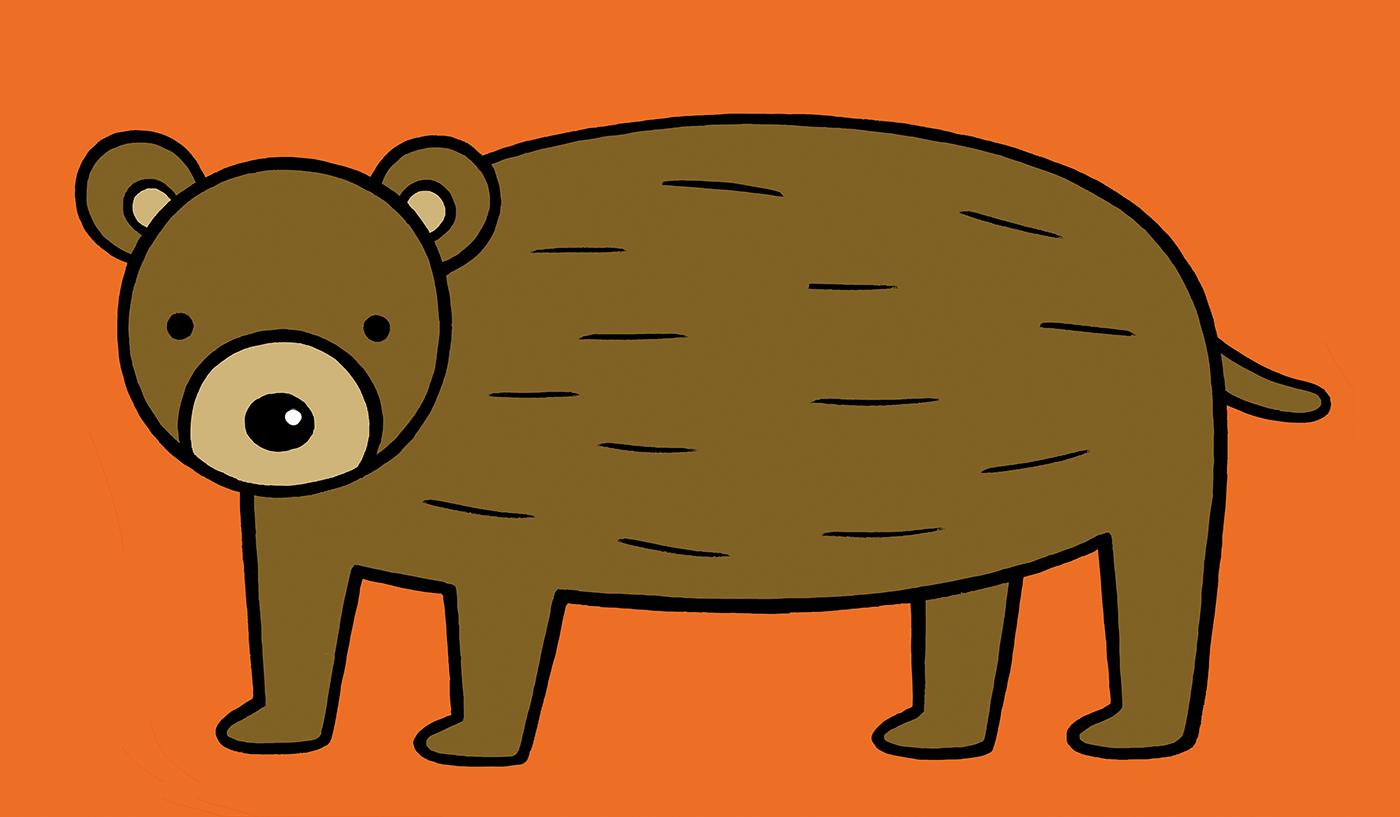 Björnen-brummar